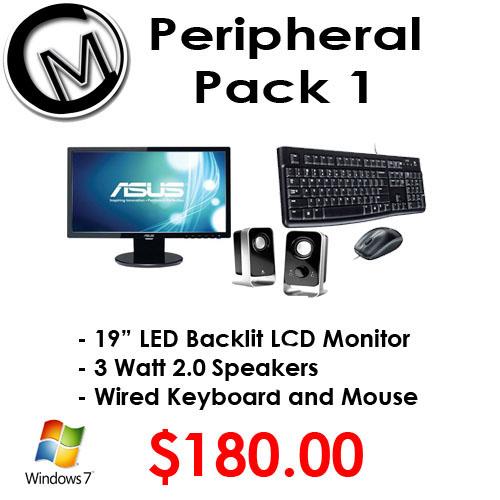 Peripheral Pack 1
